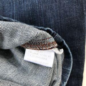 Eileen Fisher Jeans - eileen fisher straight leg high rise denim jeans